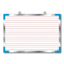 PAPAN DWIMUKA - GARIS EMPAT / DOUBLE-FUNCTION BOARD--WITH FOUR LINES