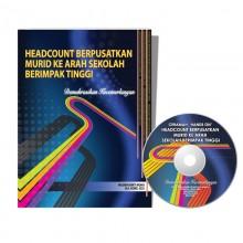 BUKU PANDUAN REKOD HEADCOUNT (BERSERTA DVD) HEADCOUNT BERPUSATKAN MURID KE ARAH SEKOLAH BERIMPAK TINGGI