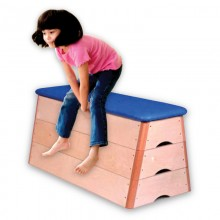 3 Sections Vaulting Box