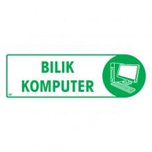 PETUNJUK LOKASI - BILIK KOMPUTER