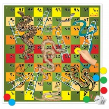 Snakes and Ladders J-QAF