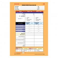 Borang Rekod dan Rumusan PAJSK (Standard)