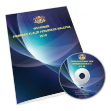 BUKU INSTRUMEN STANDARD KUALITI PENDIDIKAN MALAYSIA (SKPM) 2010 SR & SM
