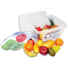 SET PEMBELAJARAN INTERAKTIF BUAH-BUAHAN (FRUITS INTERACTIVE LEARNING SET)