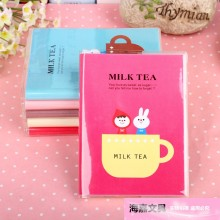 Milk Tea Notepad (2 units)