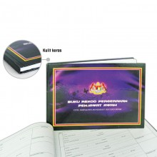 BUKU REKOD PERGERAKAN PENJAWAT AWAM (CIVIL SERVANTS MOVEMENT RECORD BOOK)